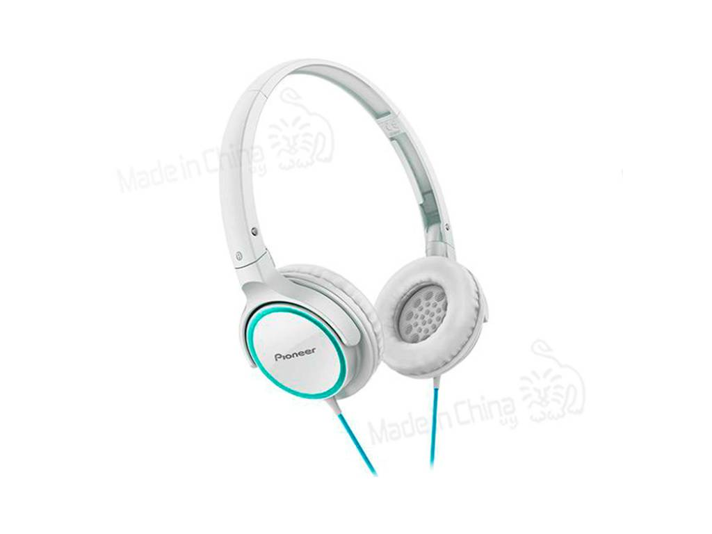 Auriculares Pioneer WHITE / GREEN