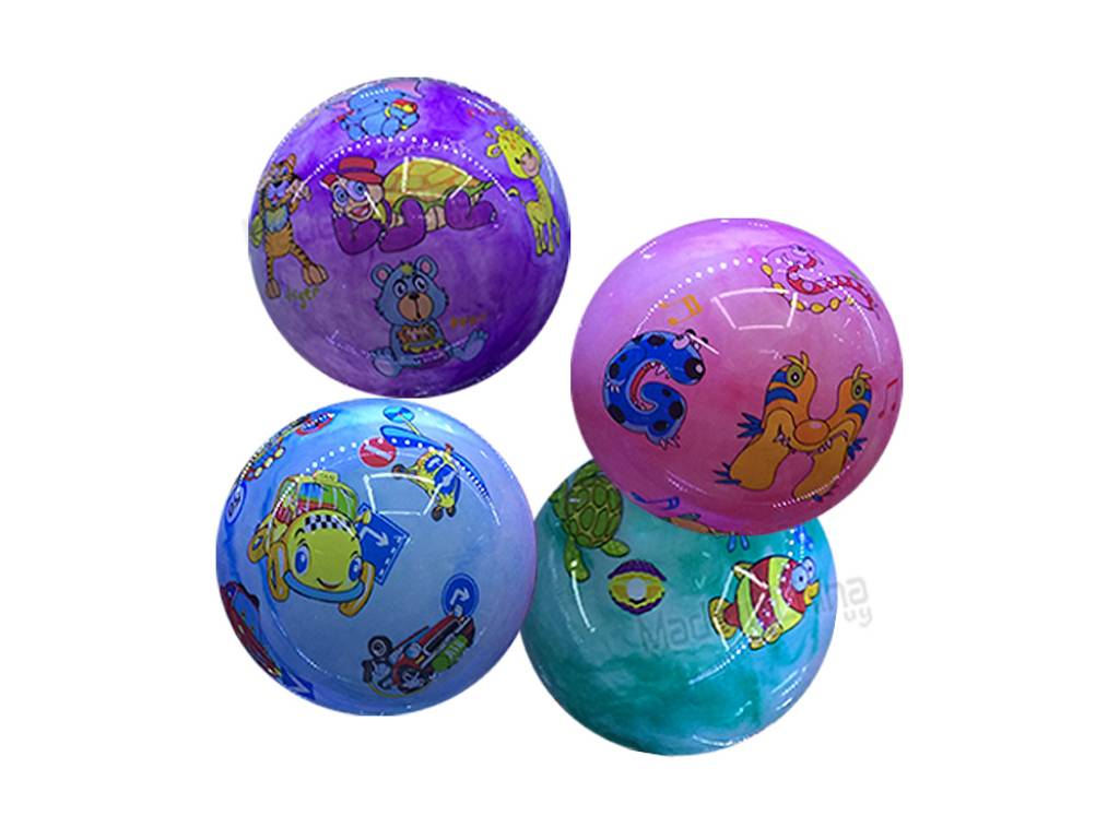 Pelota Estampada inflable