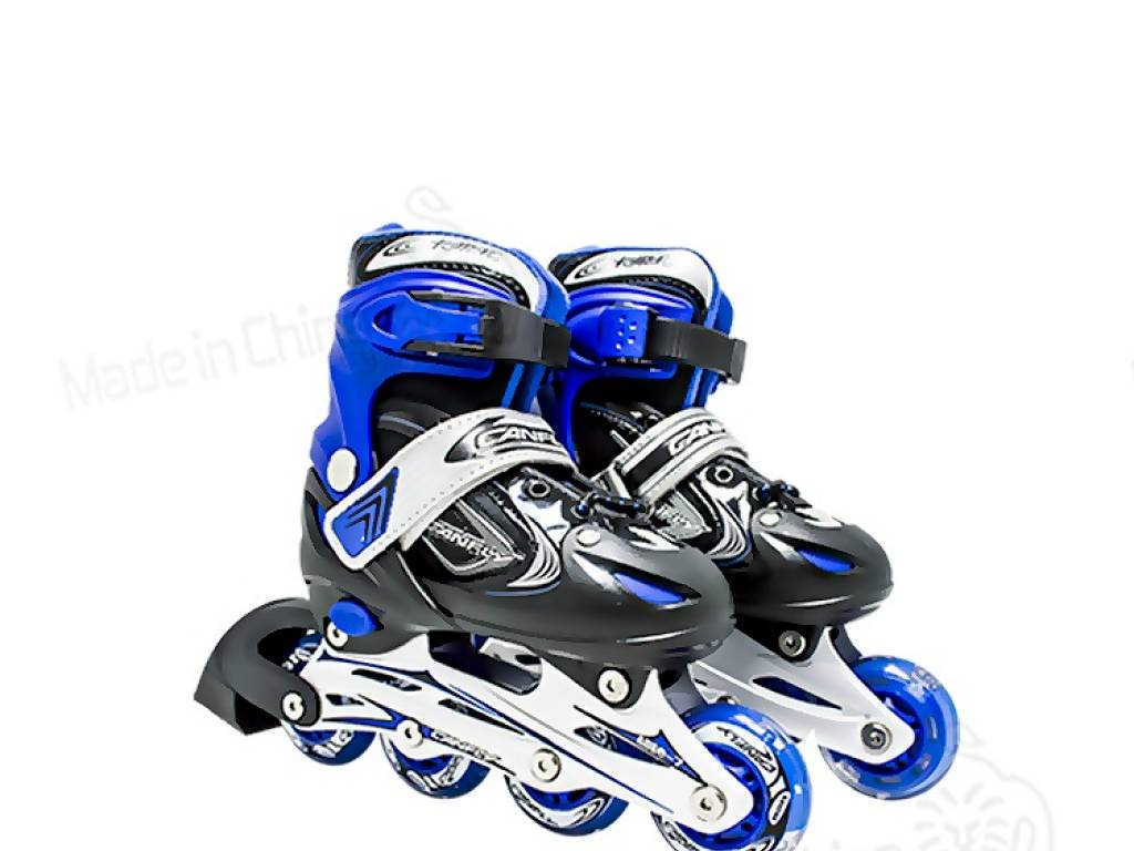 Patines Rollers Canfly talles 29 al 33 Reforzado Aluminio